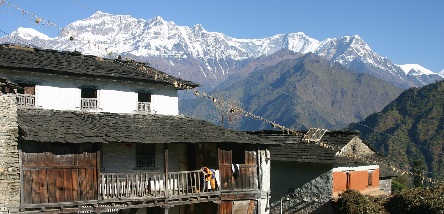 Ghale Gaun Village Tour (11N/12D) \u2013 Travel Devisers